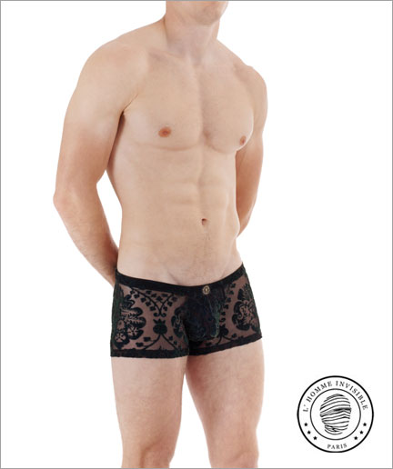 String Homme - L'homme invisible Imperial