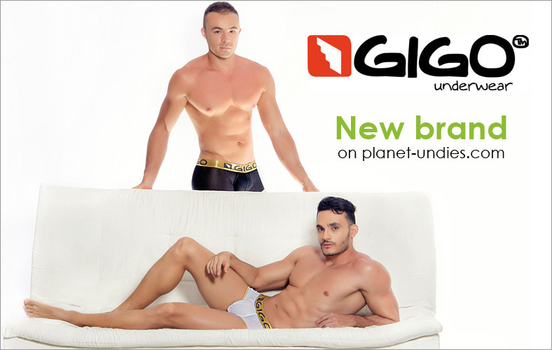 Gigo Underwear, new colombian brand