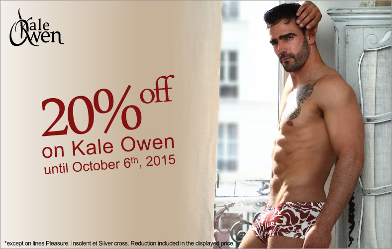 Save 20% and test Kale Owen quality