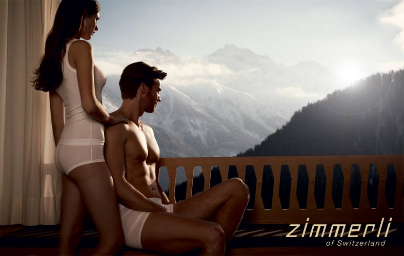 Zimmerli of Switzerland, The world's finest underwear since 1871
