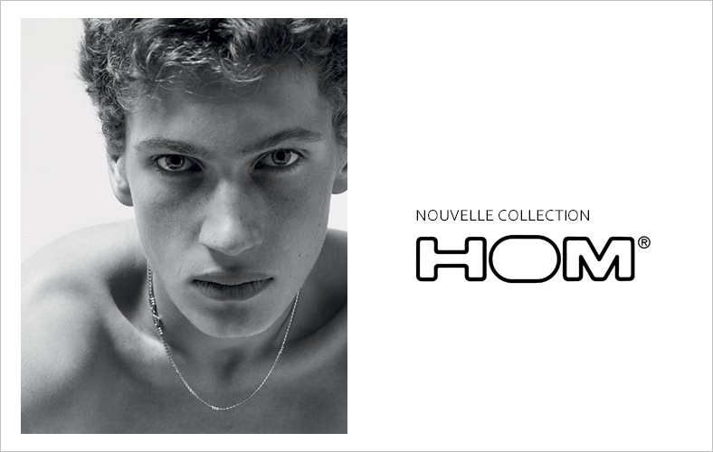 Hom nouvelle collection
