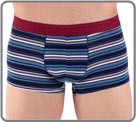 Boxerbrief in majority cotton with just enough elasthan for an optimum comfort...