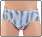 Motif : a line of high waistline briefs in very comfortable cotton, classic but...