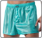 Pastel or black colors, two models of floating Boxer composed this line, one of classic cut across style running short.