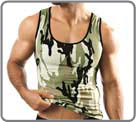 Tee-shirt Joe Snyder - Sheer Tank