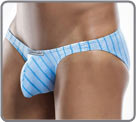 Bulge in mini-brief version! Volume effect thanks to its special pouch. Low...