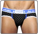 Brief in a extremely comfortable material with small patterns for a smart look...