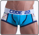 Boxer Code 22 - Abstract Striped...