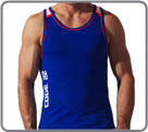 Tank Code 22 Sport style, semi-adjusted back swimmer. Good quality of comfort...