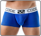 Boxerbrief made of high quality cotton/spandex. Bands of contrasting color on...