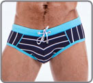 Bath brief with the new generation of men's swimsuit Amplifiers: POWER SHAPE is...