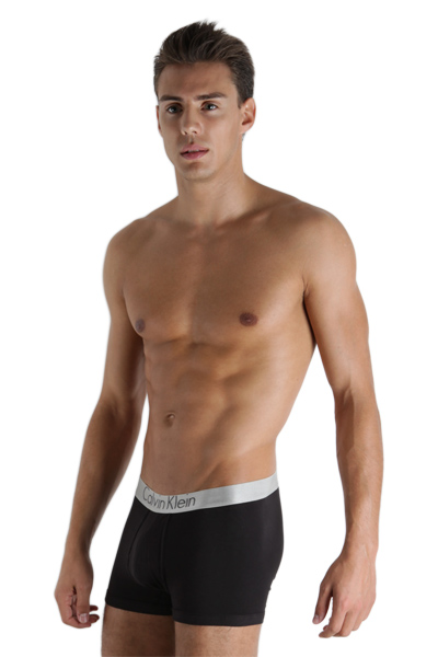 Calvin Klein - Boxer brief Chrome Cotton