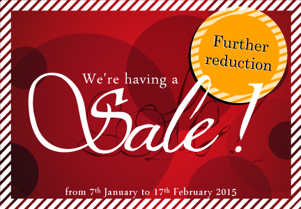 Winter sales 2015