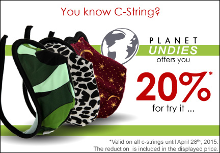 20% off on C-Strings