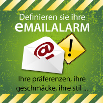 Mein email Alarm