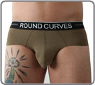 Brief Round Curves - Heavy