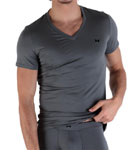 New: HOM reminder line Soft Modal. Modal elasthan super soft and comfortable products. Col V. new Hom H logo.