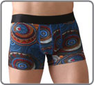 Boxer with elastic belt 4 cm. Digital print on a basic cotton and elastane. in...