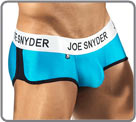 Line Activewear, sport spirit. Large waist band marked JOE SNYDER. Reminder of...