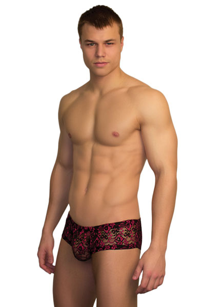 Doreanse - Trunk Red Lace