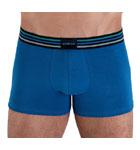 Coton extensible, confort quotidien, ceinture large. Petit prix. Lot de 3 (1 noir, 1 bleu et 1 noir).