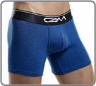 Majority cotton boxerbrief. Sport cut. Large waist band stamped C4M. to add a...