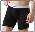 Boxer brief Mariner - Coton élasthanne