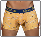 Boxer brief Clever - Cigar