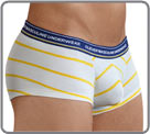 Shorty made from an elegant and stretchy microfibre fabric with an ultra-soft a...