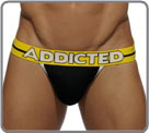 Sculpt the body you dream about with this jock in cotton with a removable foam...