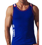 Tank Code 22 Sport style, semi-adjusted back swimmer. Good quality of comfort.