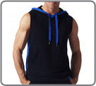 Sweet hoody without handle adjusted 100% cotton offering comfort and maximum of...