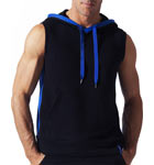 Sweet hoody without handle adjusted 100% cotton offering comfort and maximum freedom of movement.